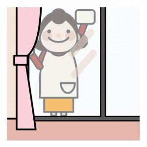 大掃除の窓拭きやサッシの溝の汚れ取りいつすべき?コツとグッズをまとめてみた
