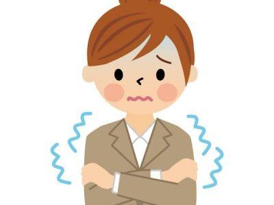 低体温症とエコノミークラス症候群の原因や症状は?対処法とは?