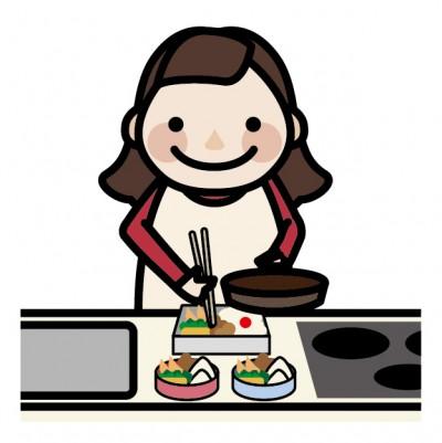 お弁当テク
