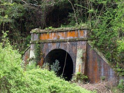 GWこどもと愛岐トンネルに秘境探検へ?2018春の特別公開限定5日間!