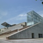 岡崎総合公園美術館併設レストランGWオープン前に行った感想!